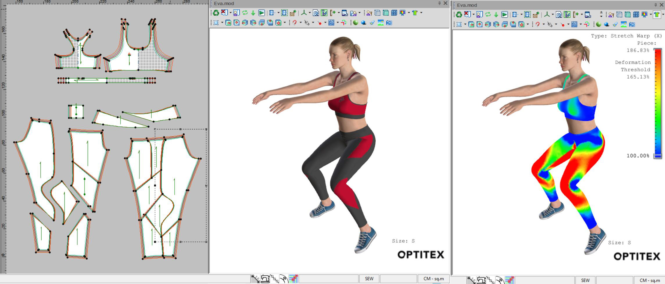 OptiTex 2D and 3D Solution
